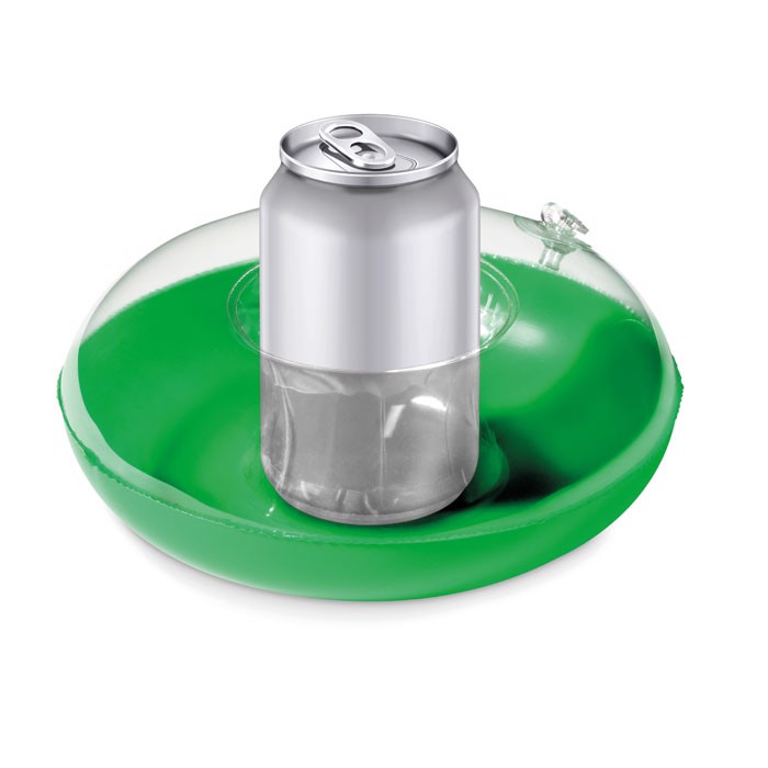 Inflatable PVC can holder Canny - Green