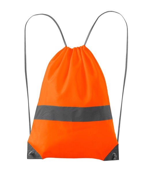 Batoh unisex Rimeck HV Energy - Fluorescenční Oranžová / uni