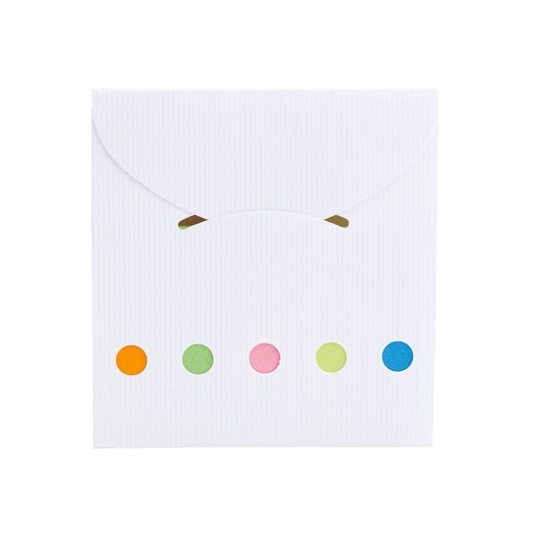 Sticky Notepad Covet - White