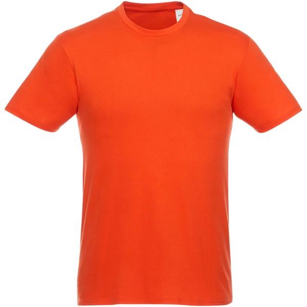 Heros short sleeve men's t-shirt - Orange / 3XL
