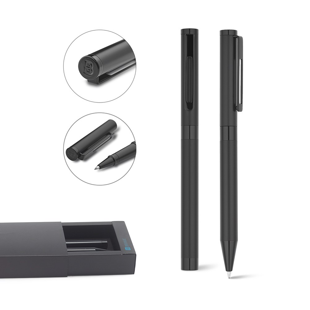 AUTOGRAPH. Roller στυλό και θήκη καρτών