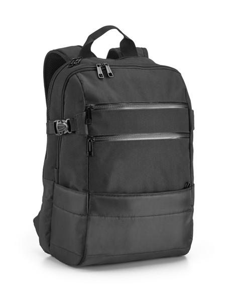 ZIPPERS BPACK. Σακίδιο laptop 15'6''