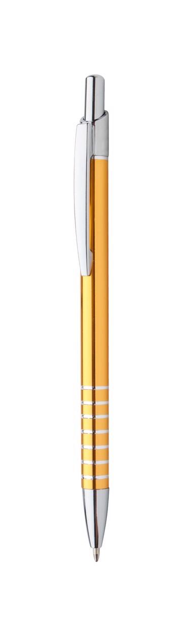 Kuličkové Pero Vesta - Zlatá