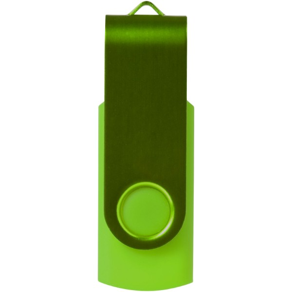 USB disk Rotate-metallic, 4 GB - Limetka