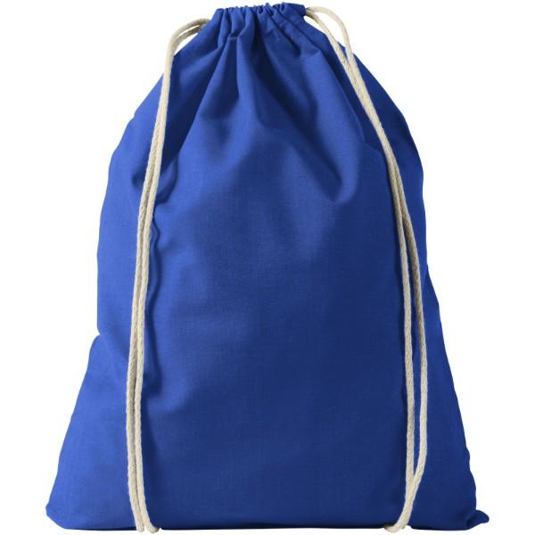 Oregon 100 g/m² Premium Sportbeutel - royalblau
