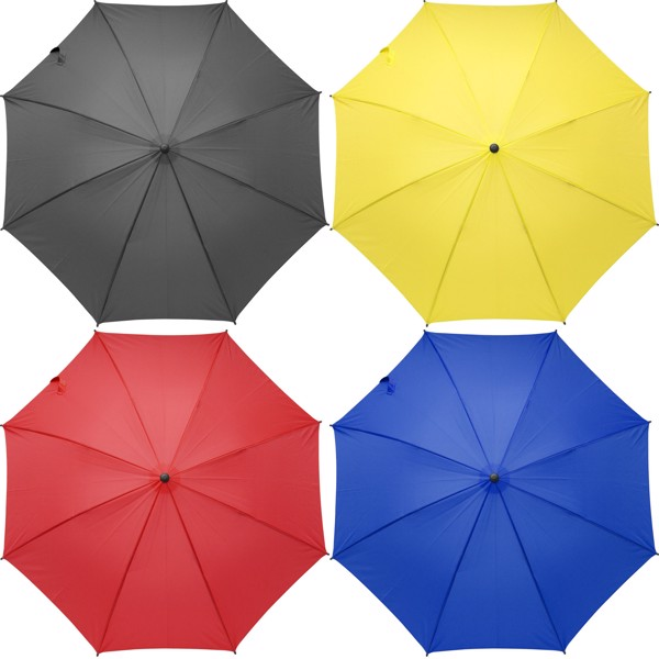 Pongee (190T) umbrella - Cobalt Blue