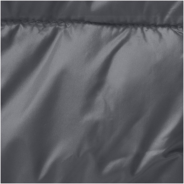Lehká péřová bunda Scotia - Šedá ocel / L