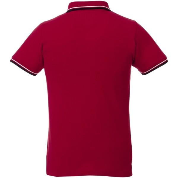 Fairfield pánská polokošile - Červená s efektem námrazy / Navy / Bílá / XS