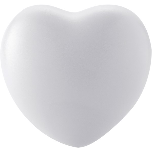 Heart stress reliever - White