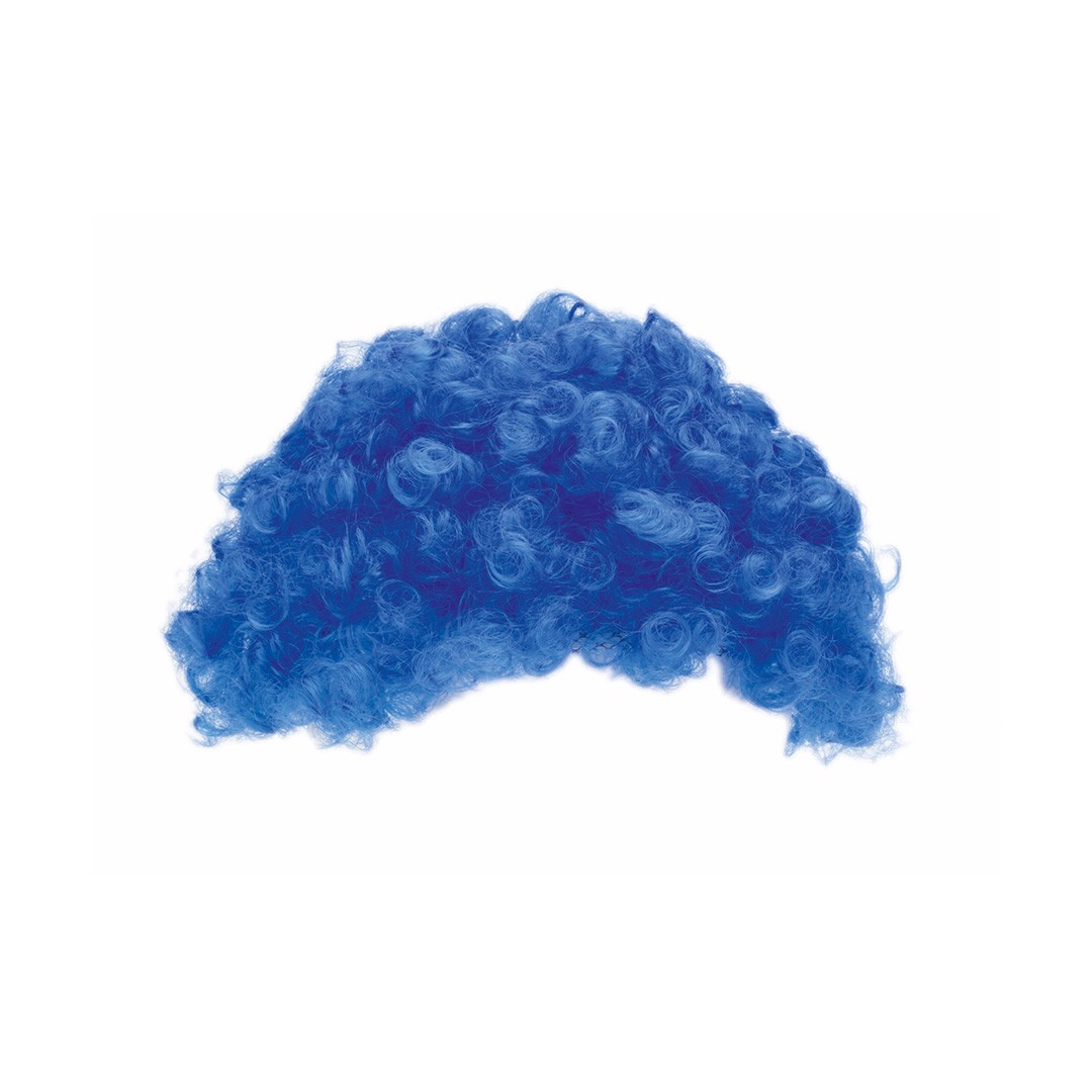 Peluca Genax - Azul