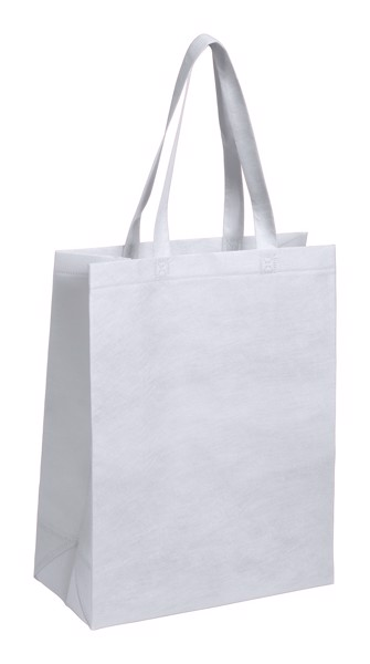 Shopping Bag Cattyr - White