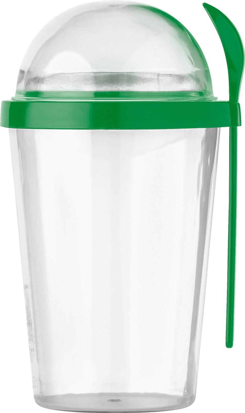 PP breakfast mug - Light Green