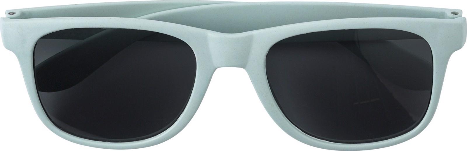 Bamboo fibre sunglasses - Green