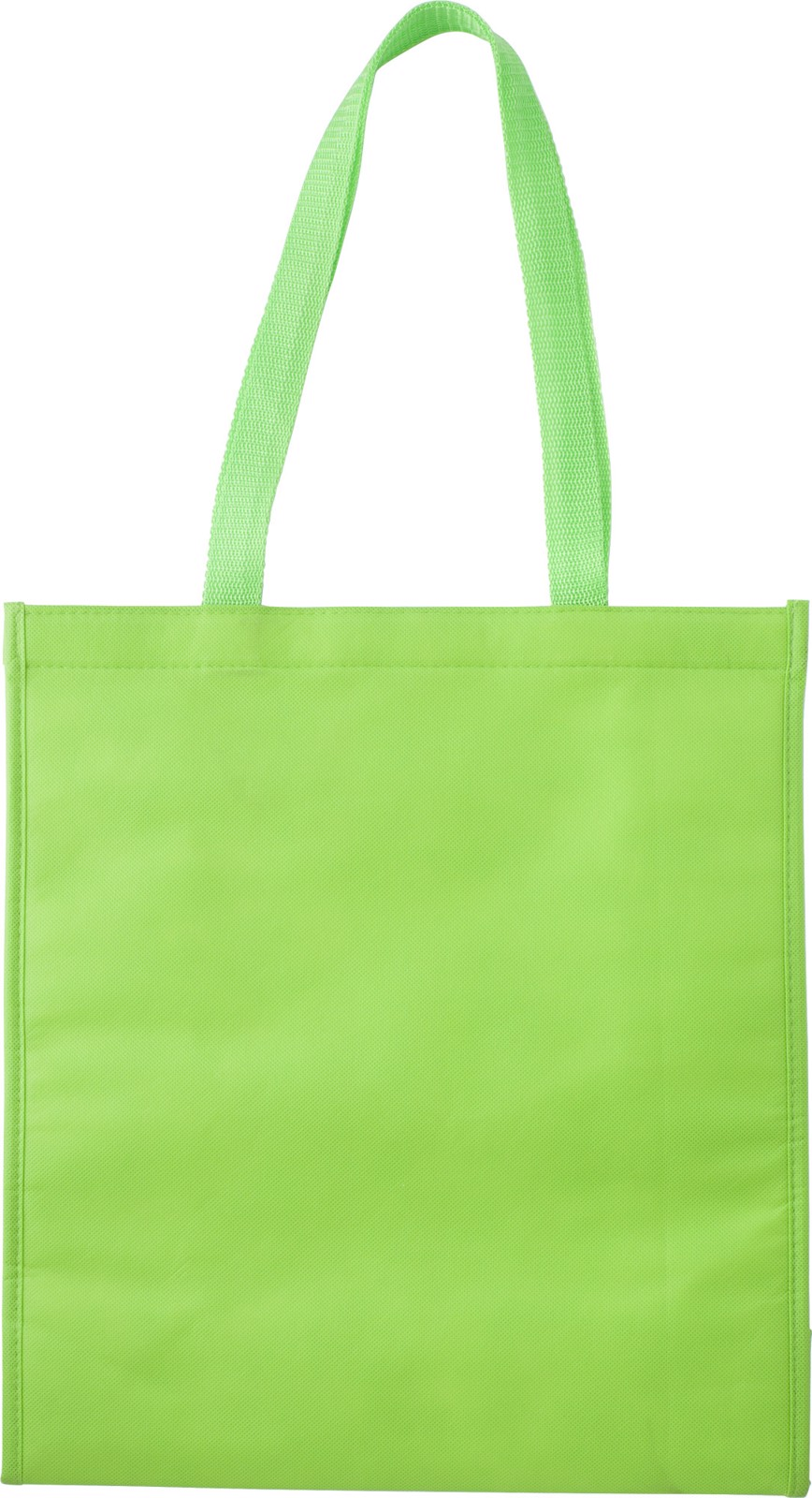 Nonwoven (80gr/m²) cooling bag - Lime