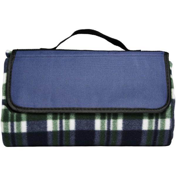 Park fleece blanket - Blue