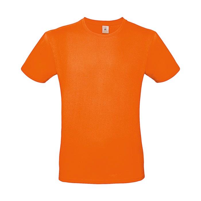 T-shirt 145 g/m² #E150 T-Shirt - Orange / 3XL
