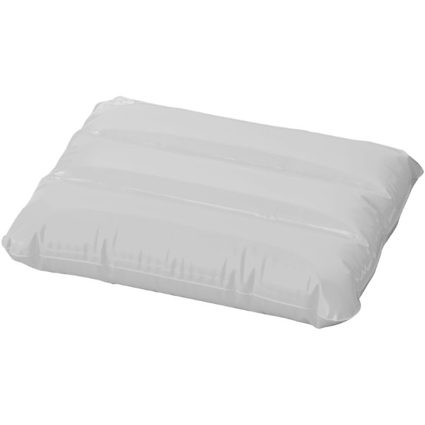 "Almohada inflable ""Wave"" - Blanco"