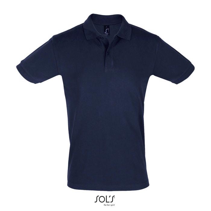 PERFECT POLO HOMBRE 180g Perfect Men - Azul marino / XXL