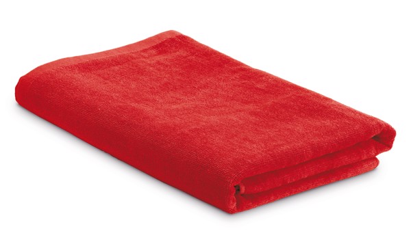 SARDEGNA. Πετσέτα θαλάσσης - Κόκκινο