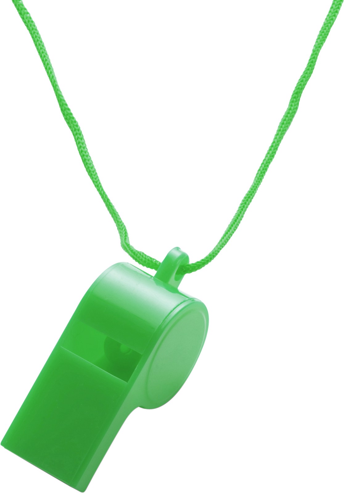 PS whistle - Green