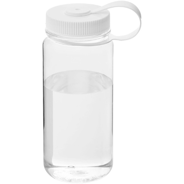 Hardy 650 ml sport bottle - Transparent clear