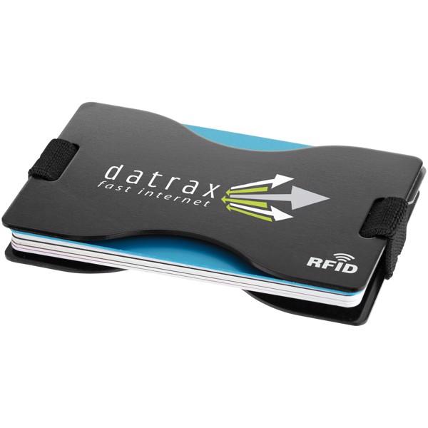Adventurer RFID pouzdro na karty - Černá