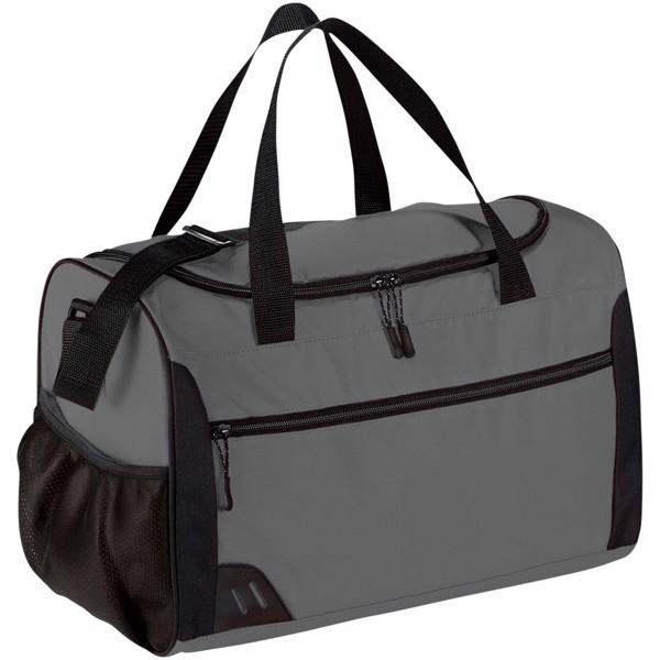 Rush PVC-free duffel bag - Grey