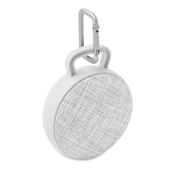 Round BT Speaker in fabric Roll