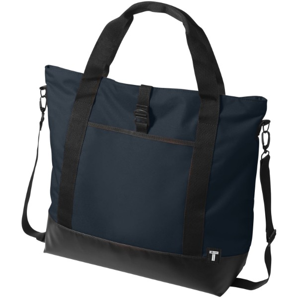"Weekender 15"" laptop tote bag - Navy"