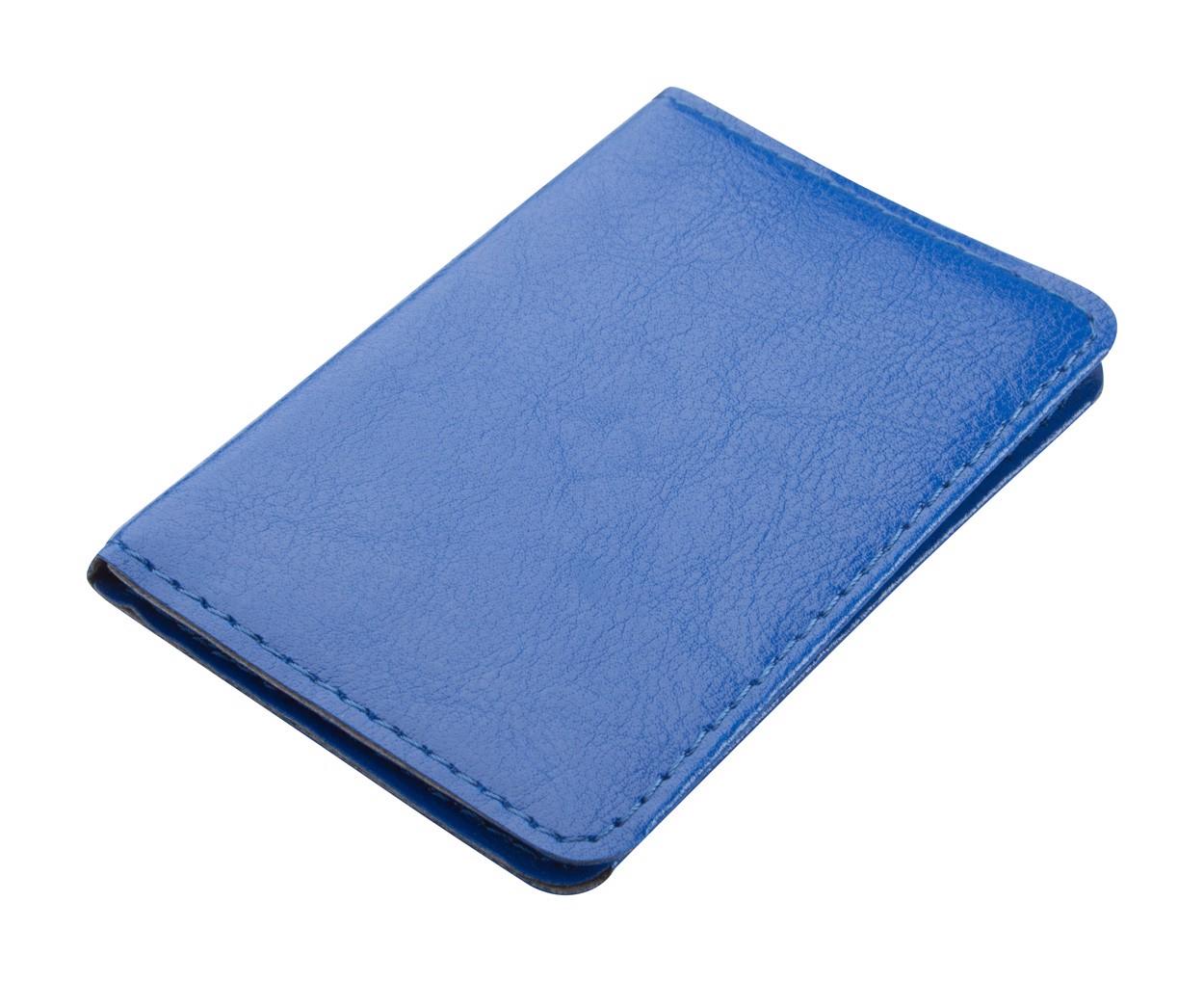 Pouzdro Na Karty Twelve - Modrá