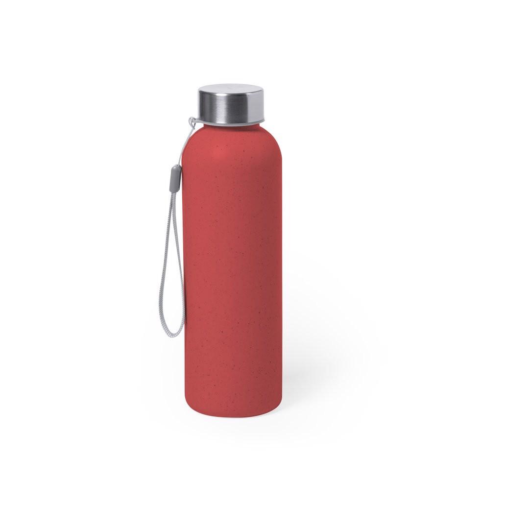 Garrafa Dolken - Vermelho