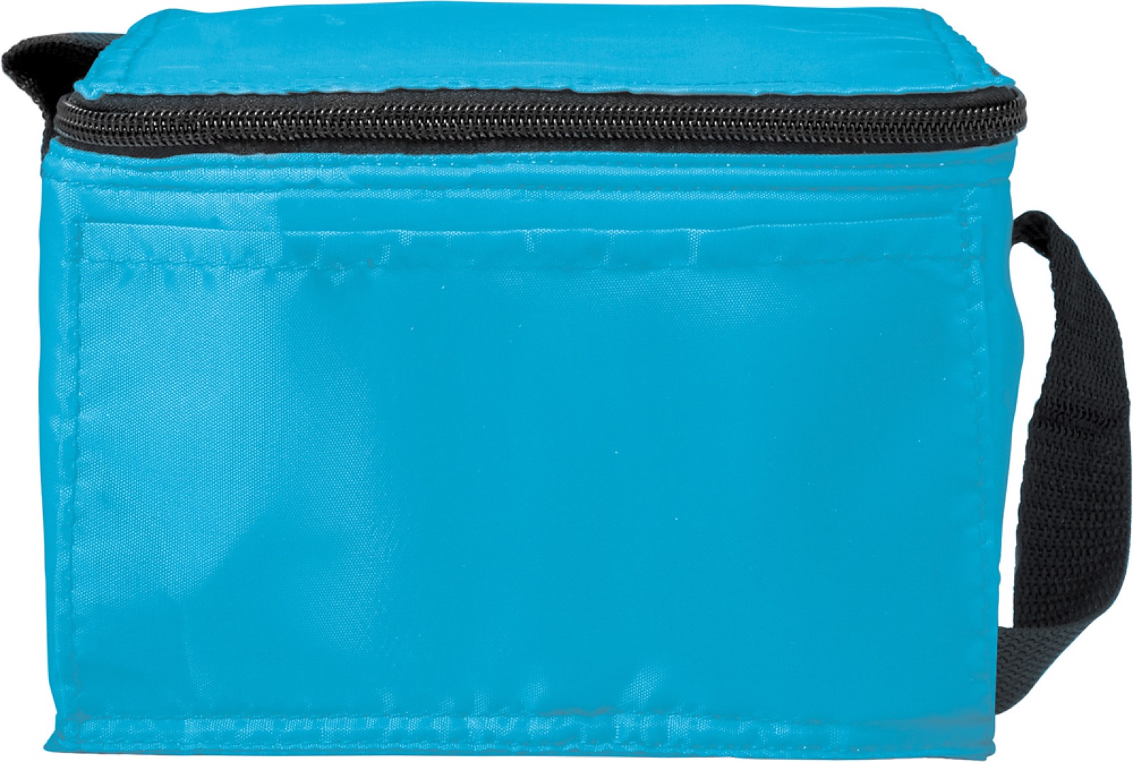 Polyester (210D) cooler bag - Light Blue