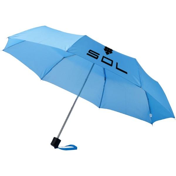 """21,5"""" skládací deštník Ida - Process Blue"""