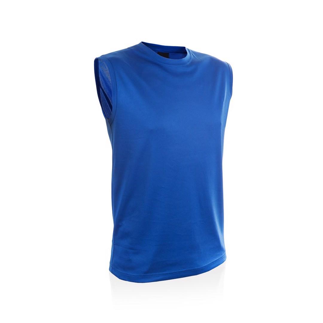 Camiseta Adulto Sunit - Azul / XL