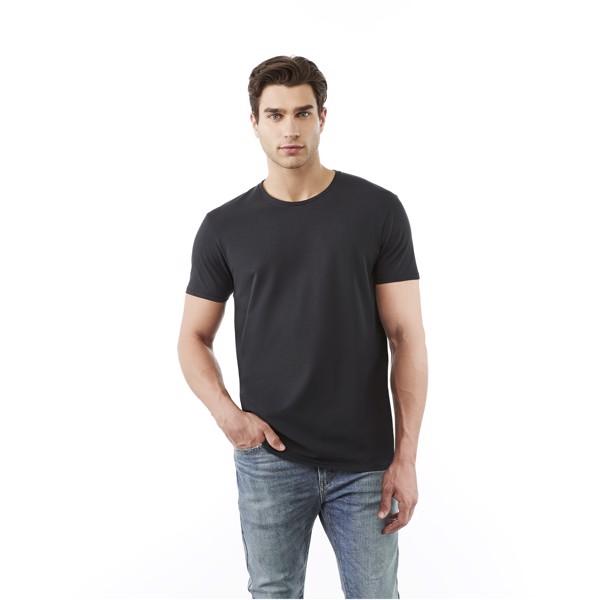 Balfour pánské organic tričko s krátkým rukávem - Bílá / 3XL