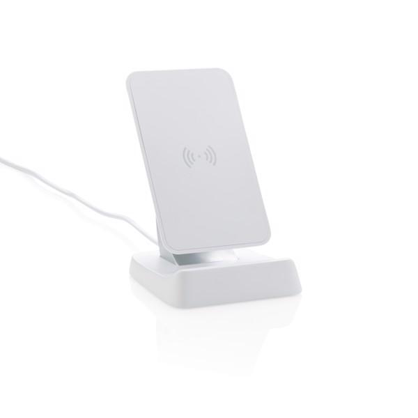10W Wireless Schnellladestation - Weiß