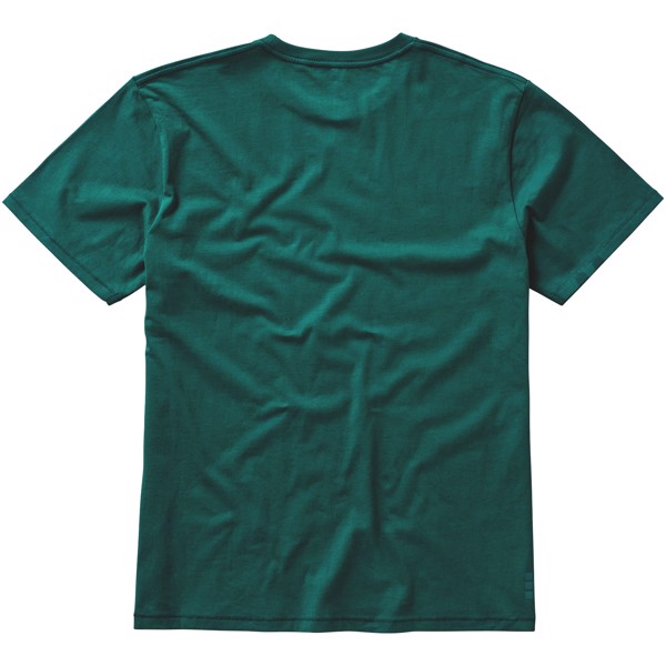 Nanaimo short sleeve men's t-shirt - Forest green / L