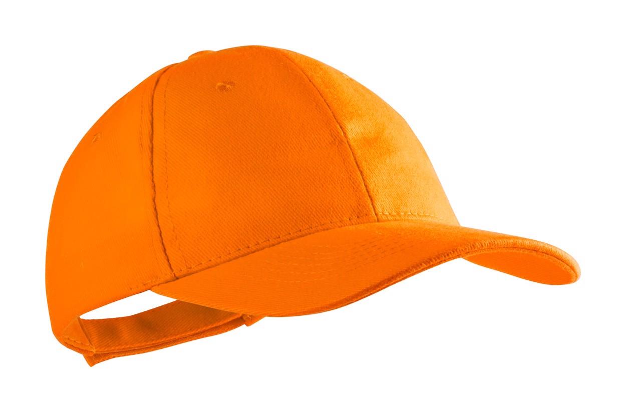 Baseballová Čepice Rittel - Oranžová