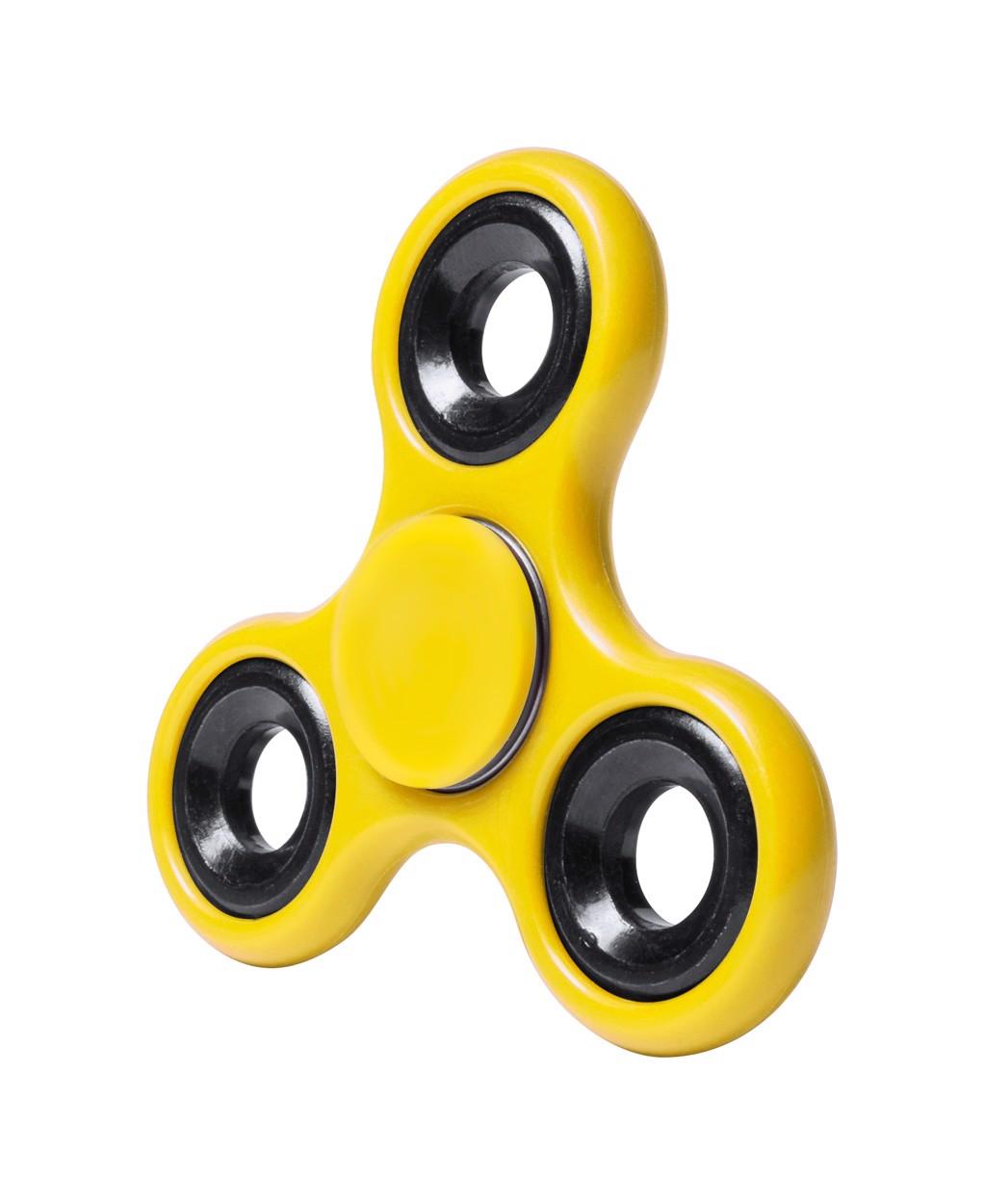 Spinner Zairem - Žlutá