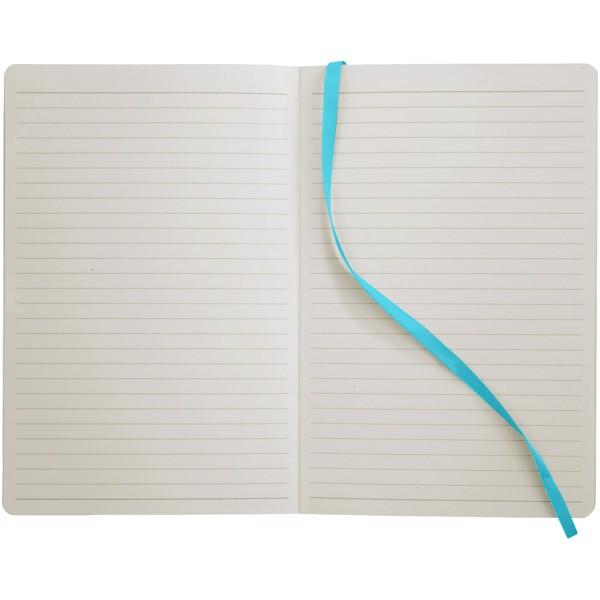 Zápisník Classic A5 v měkkých deskách - Světle modrá