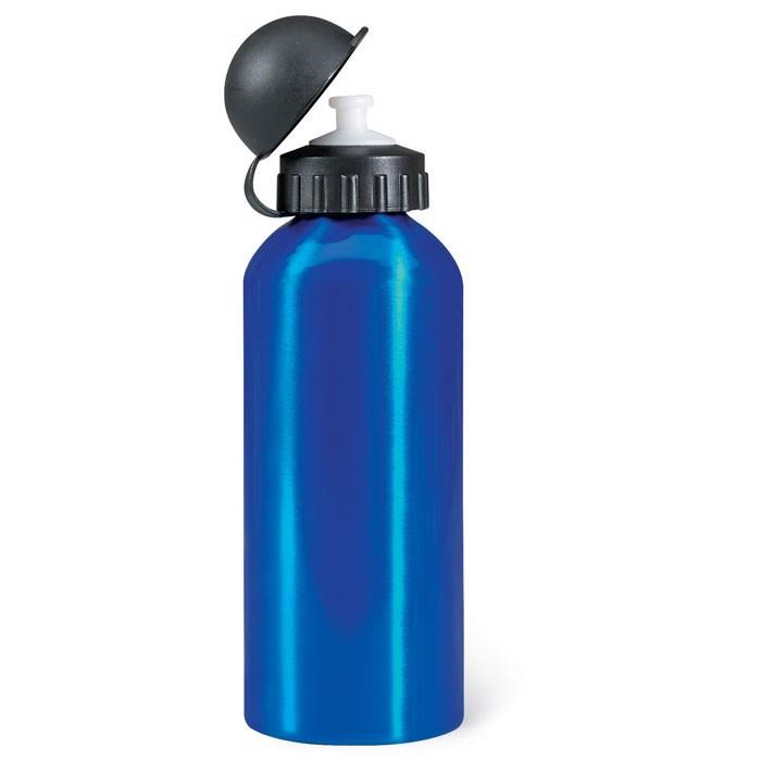 Hliníková láhev Biscing - blue
