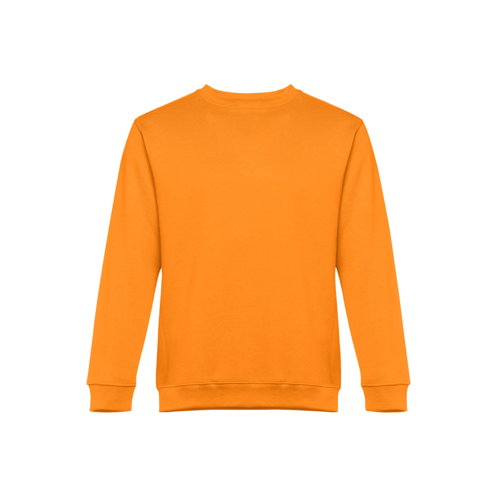 DELTA. Φούτερ Unisex - Πορτοκάλι / L