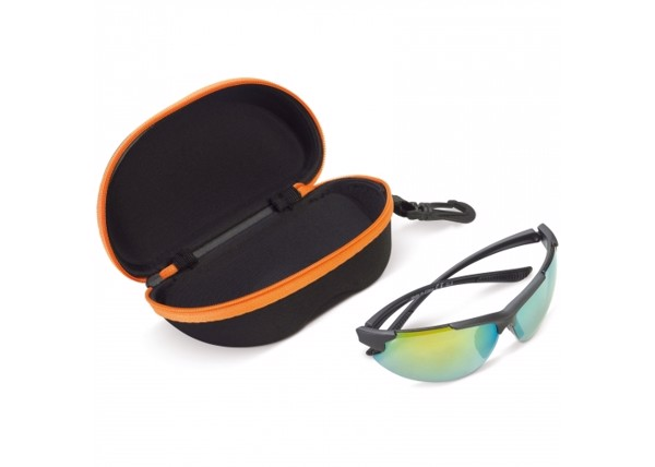 Sports sunglasses Active UV400 - Black / Orange