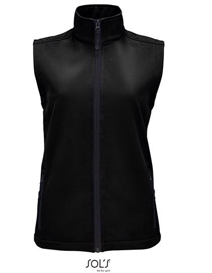 Race Bodywarmer Women Softshell - Black / M