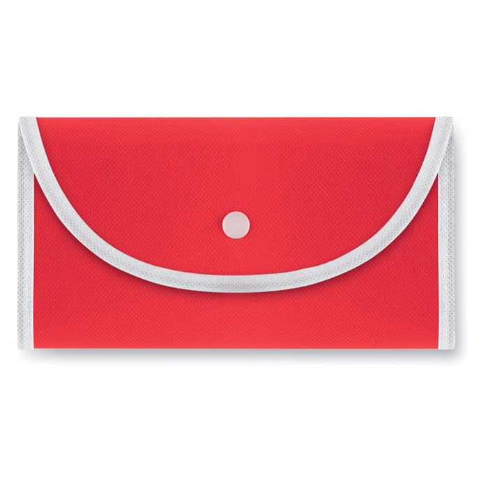 Foldable shopping bag Foldonova - Red
