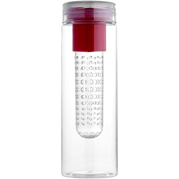 Fruiton 740 ml Tritan™ Trinkflasche mit Fruchtsieb - Rot