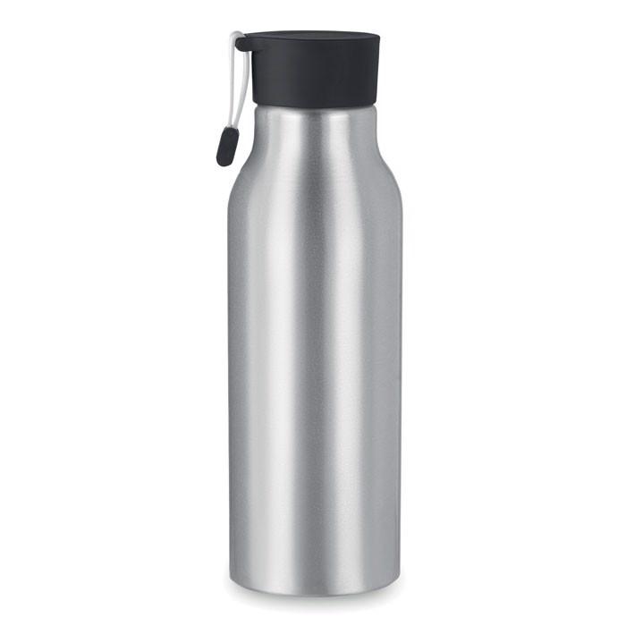 Aluminium 500 ml bottle Madison - Black