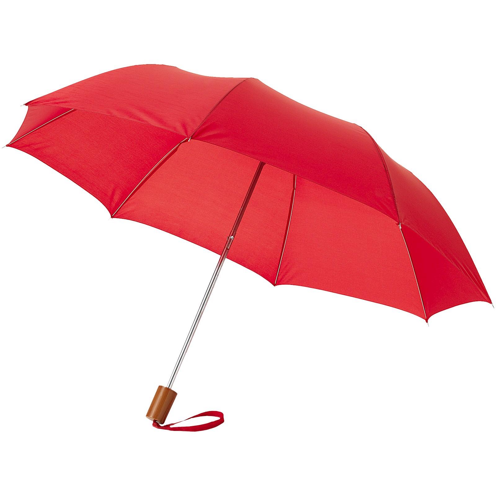 """20"""" skládací deštník Oho - Red"""