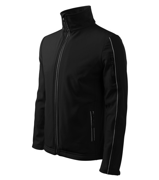 Jacket Gents Malfini Softshell Jacket - Black / M