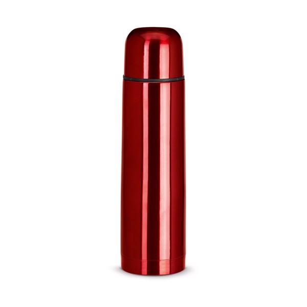 LUKA. Termo de 500 ml - Rojo